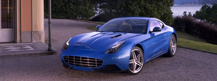 Carrozeria Touring Superleggera Berlinetta Lusso